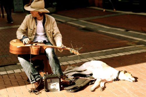 Probably The Best Guitarist in Dublin..